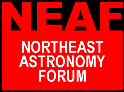 Northeast Astronomy Forum (NEAF) logo
