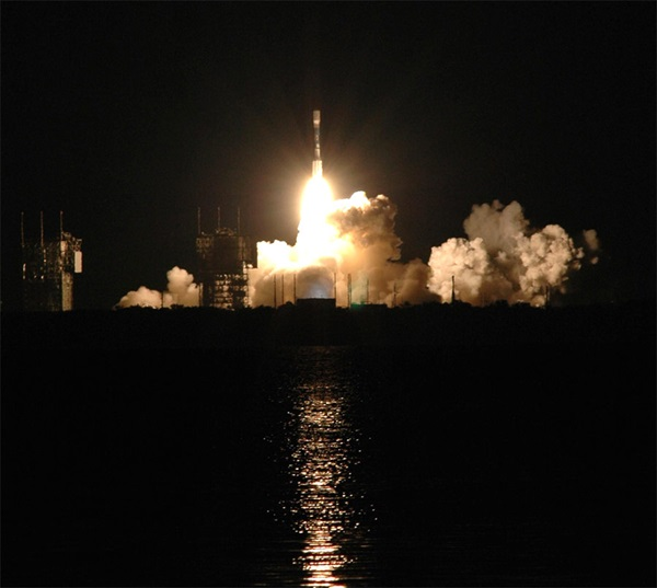 STEREO launch
