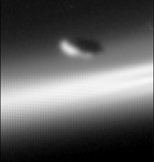 Prometheus herds the F ring