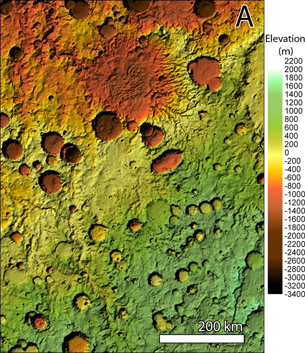 Martian valley networks