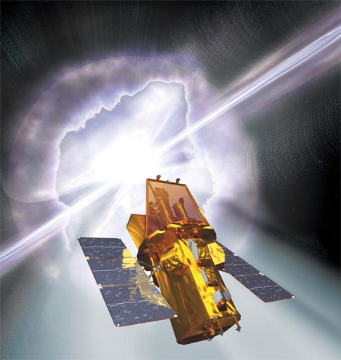 NASA's Swift Gamma-ray Explorer