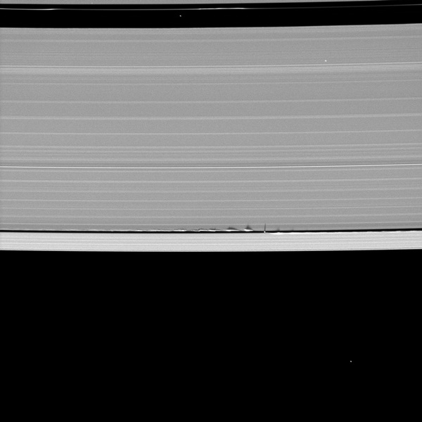 Saturn vertical structures