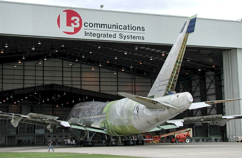 SOFIA returns to the hangar