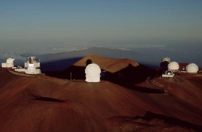 Sunrise on Mauna Kea