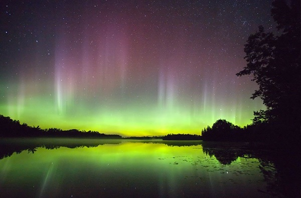 aurora in wisconsin