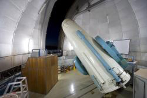 January 2010 UK Schmidt Telescope