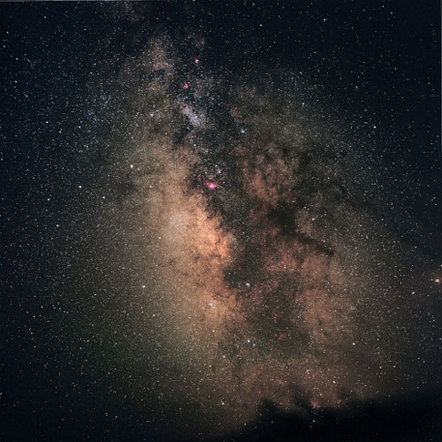 Milky Way Moving Away From Void Astronomy Com