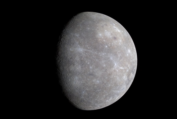 Mercury in color