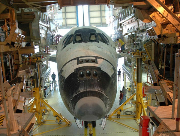 Discovery returns to OPF 3