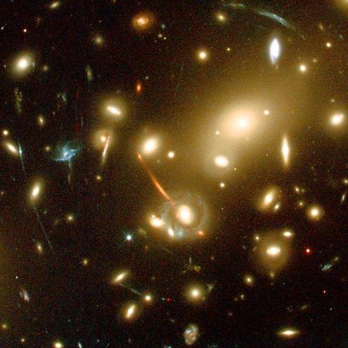 Galaxy cluster Abell 2118