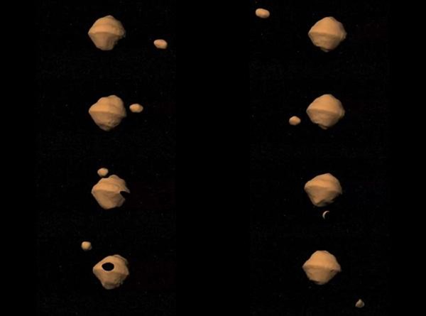 Binary asteroids