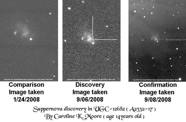 Puckett Observatory Supernova Search