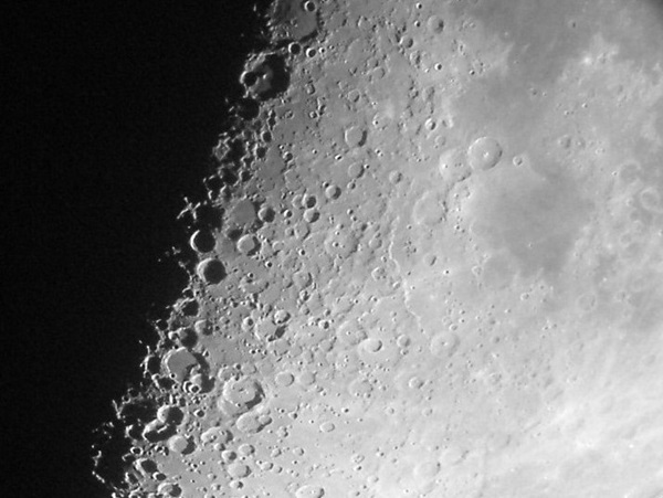 October 2009 WE lunar