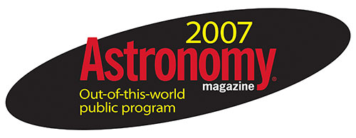 Astronomy Out-of-this-World 2007 Award