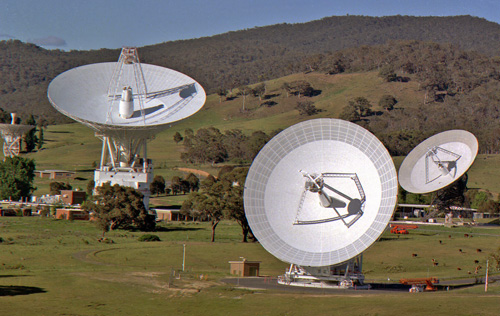 Deep Space Network, Canberra, Australia