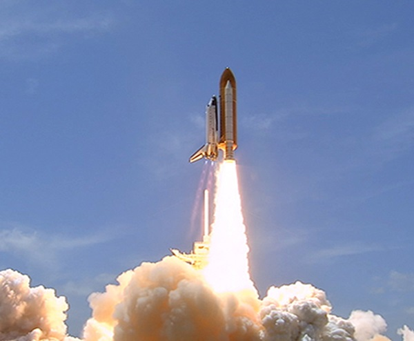 Space shuttle mission STS-132
