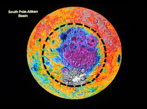Moon's South Pole-Aitken Basin