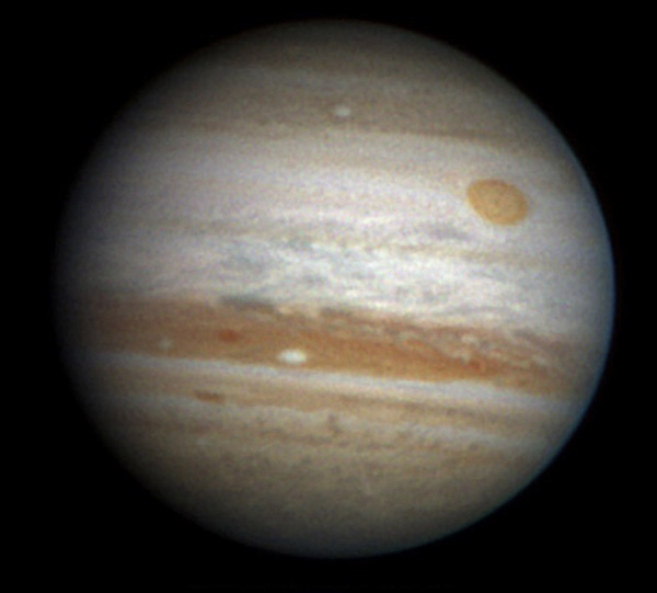 Jupiter's missing South Equatorial Belt