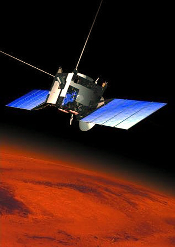Mars Express detects methane