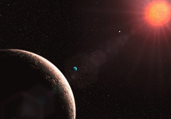 Gliese 581 planetary system