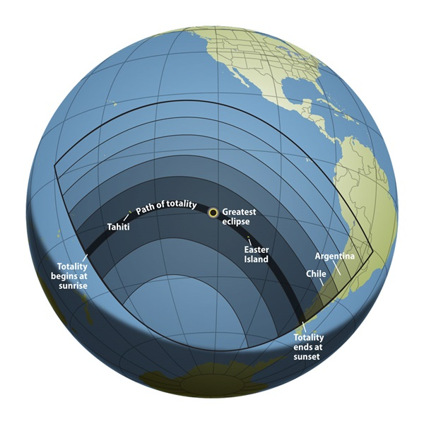 2010 total solar eclipse path