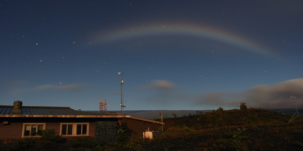 August 2009 moonbow