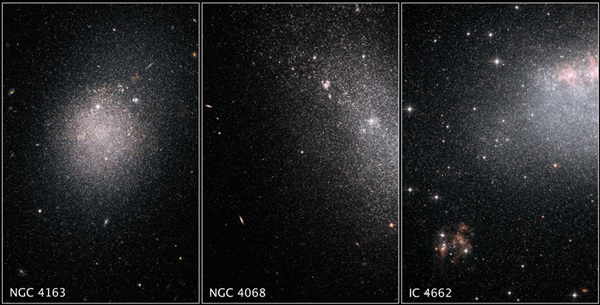 Dwarf starburst galaxies