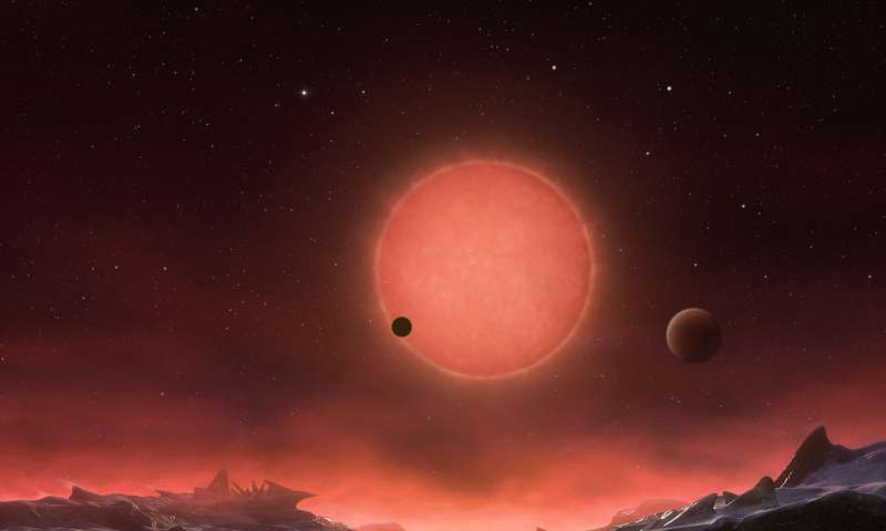 When does a small star become a brown dwarf?
