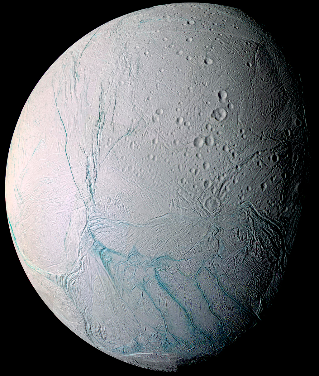 No. 27: Could Saturn's Moon Support Life?
