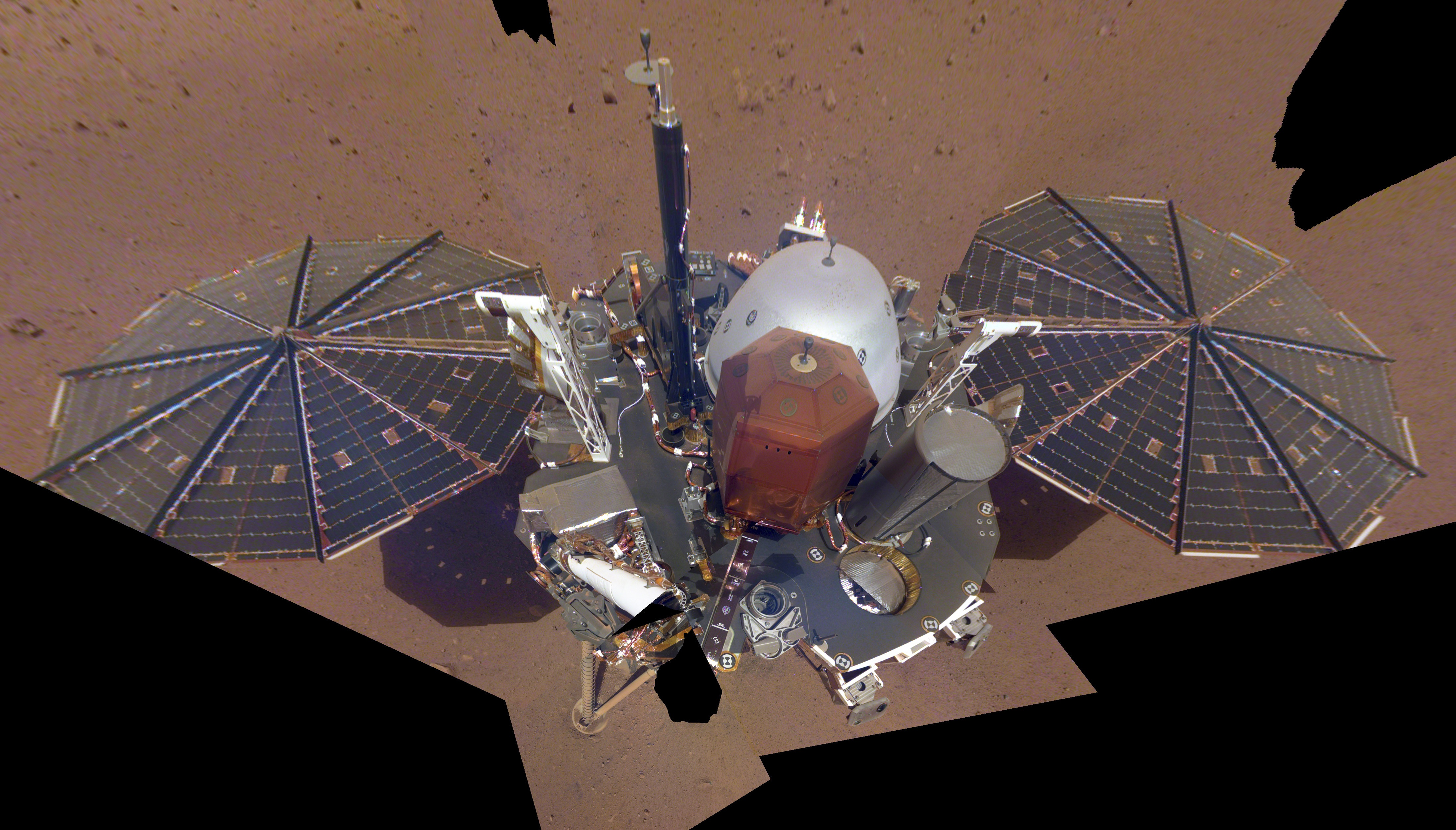 Although dozens of spacecraft have explored Mars' surface, InSight is the first to target the planet's interior.