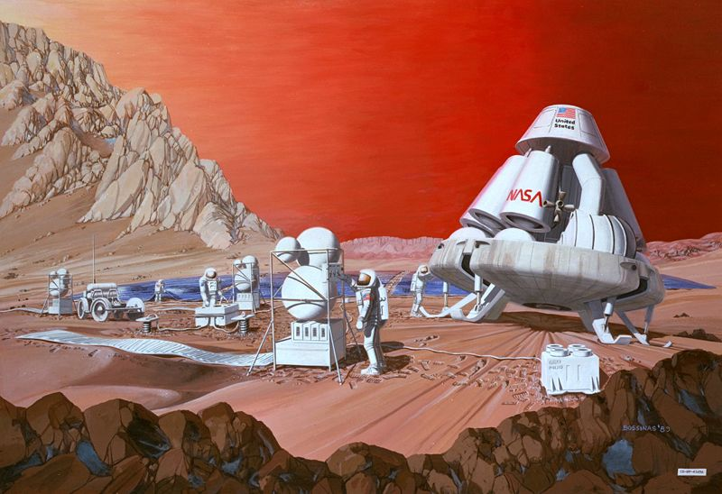 If we successfully land on Mars, could we live there? | Astronomy com