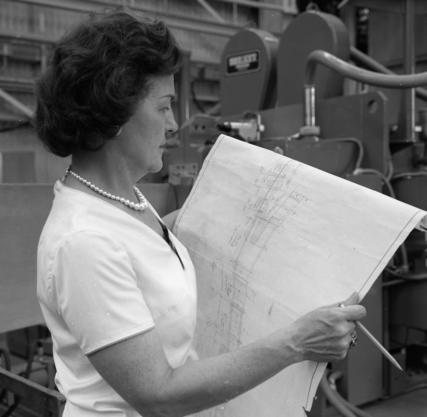 "Margaret ""Hap"" Brennecke: The woman who welded Apollo's rockets"