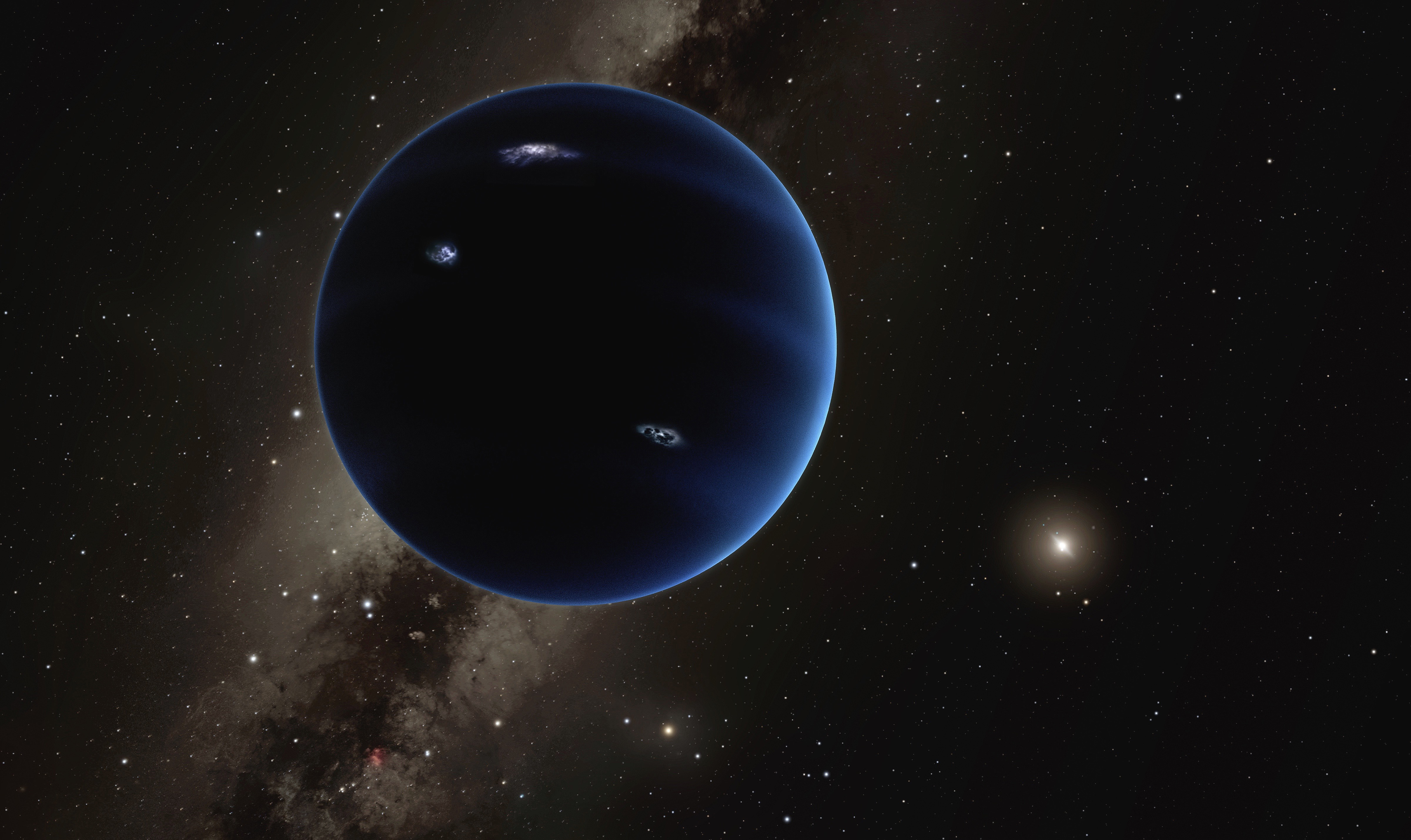 In pursuit of Planet Nine
