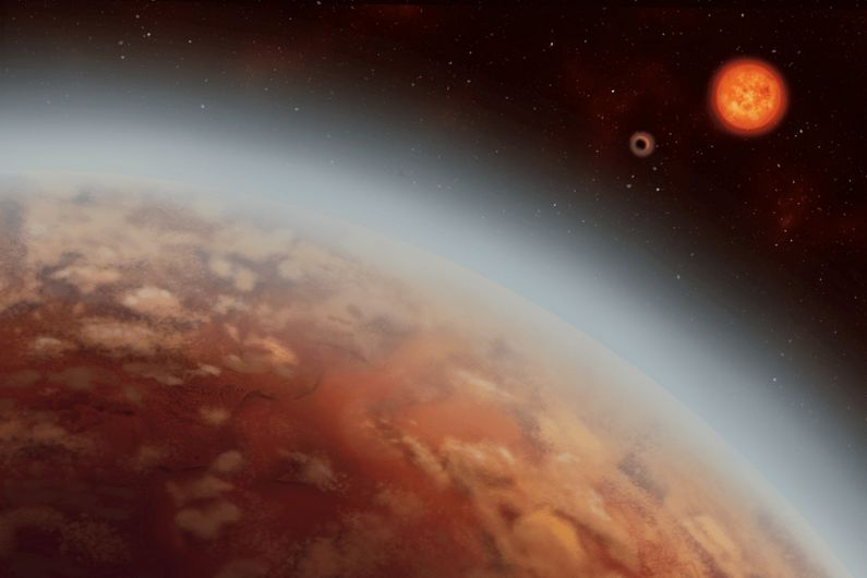 Water found in habitable super-Earth's atmosphere for first time