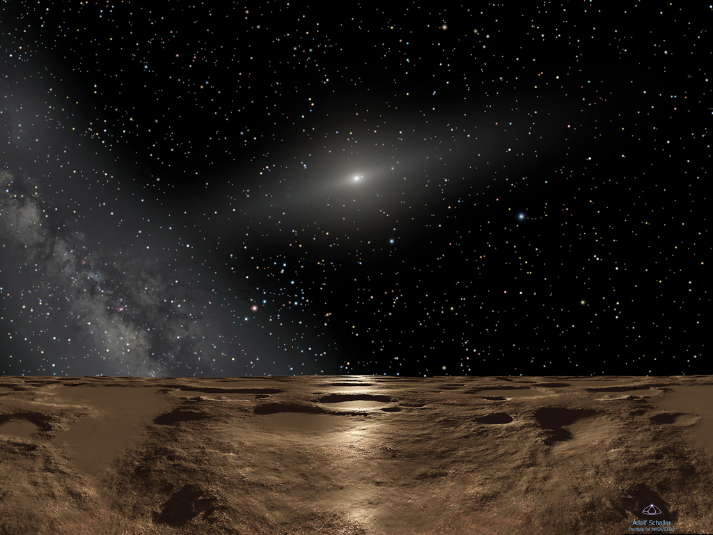 At least 70,000 trans-Neptunian objects exist with diameters larger than 60 miles (100km).