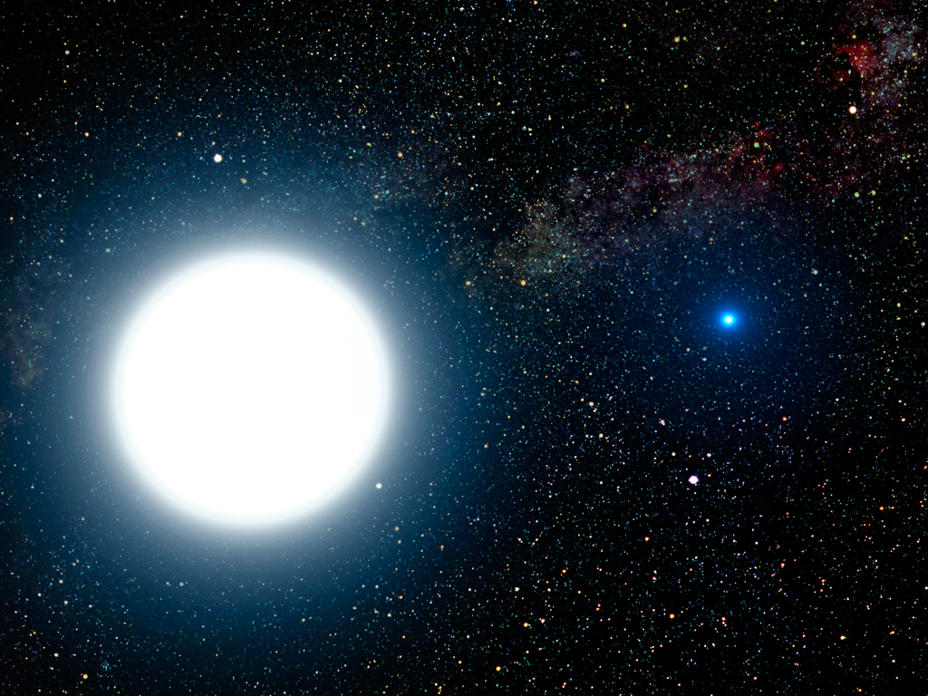 No. 24: A Handful of This White Dwarf Outweighs 10 Cement Trucks