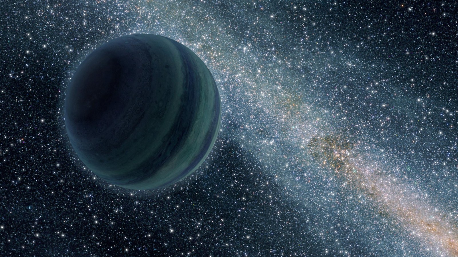 Hundreds of rogue planets could be discovered with upcoming space tel