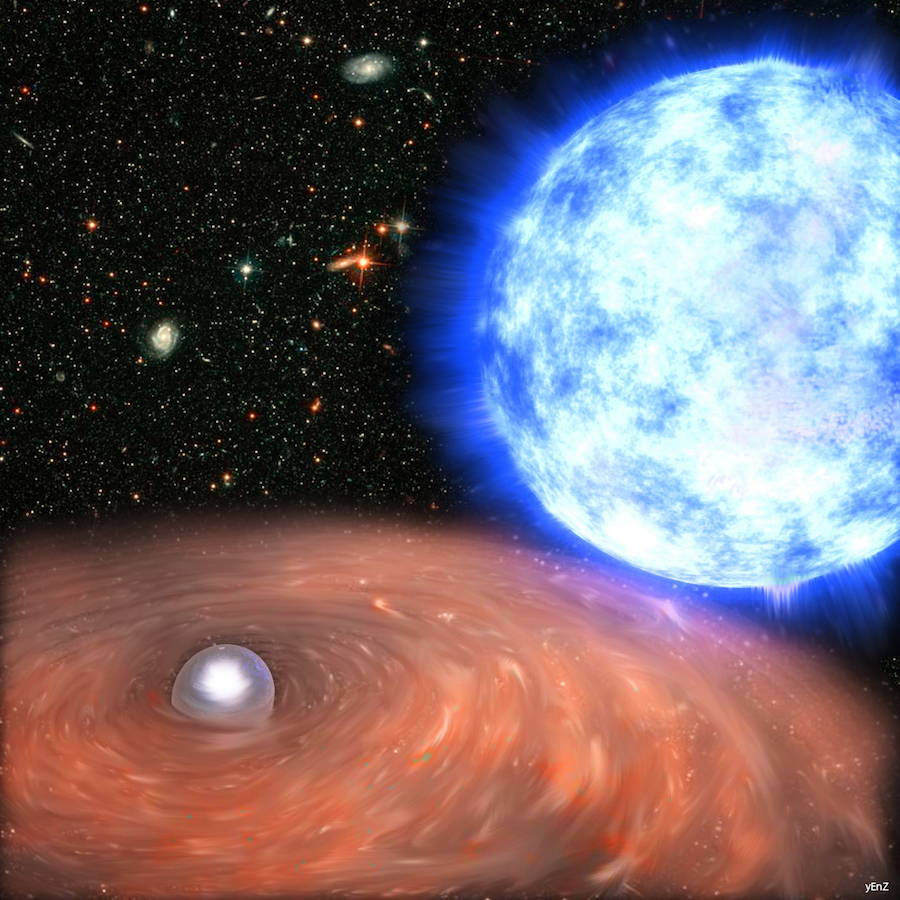 The case of the shrinking white dwarf | Astronomy.com