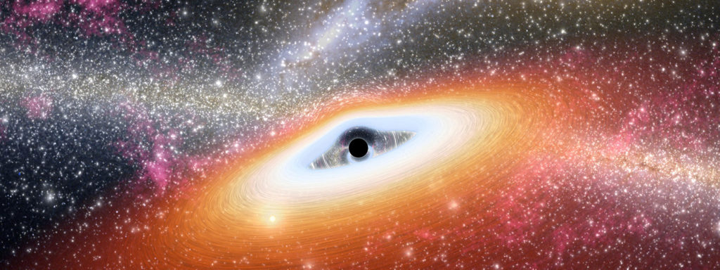Ancient black holes could explain dark matter, galaxy growth and more