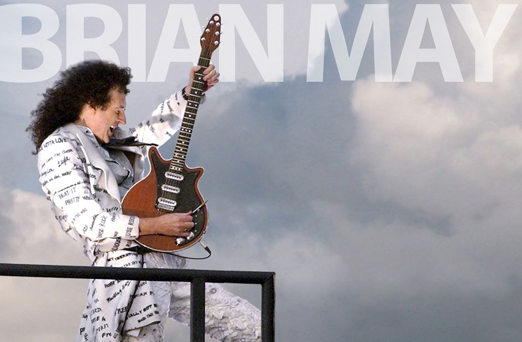 Brian May: A life in science and music — the full story