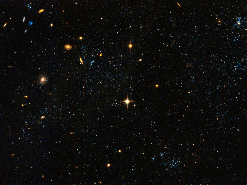 relationship between galaxies and stars
