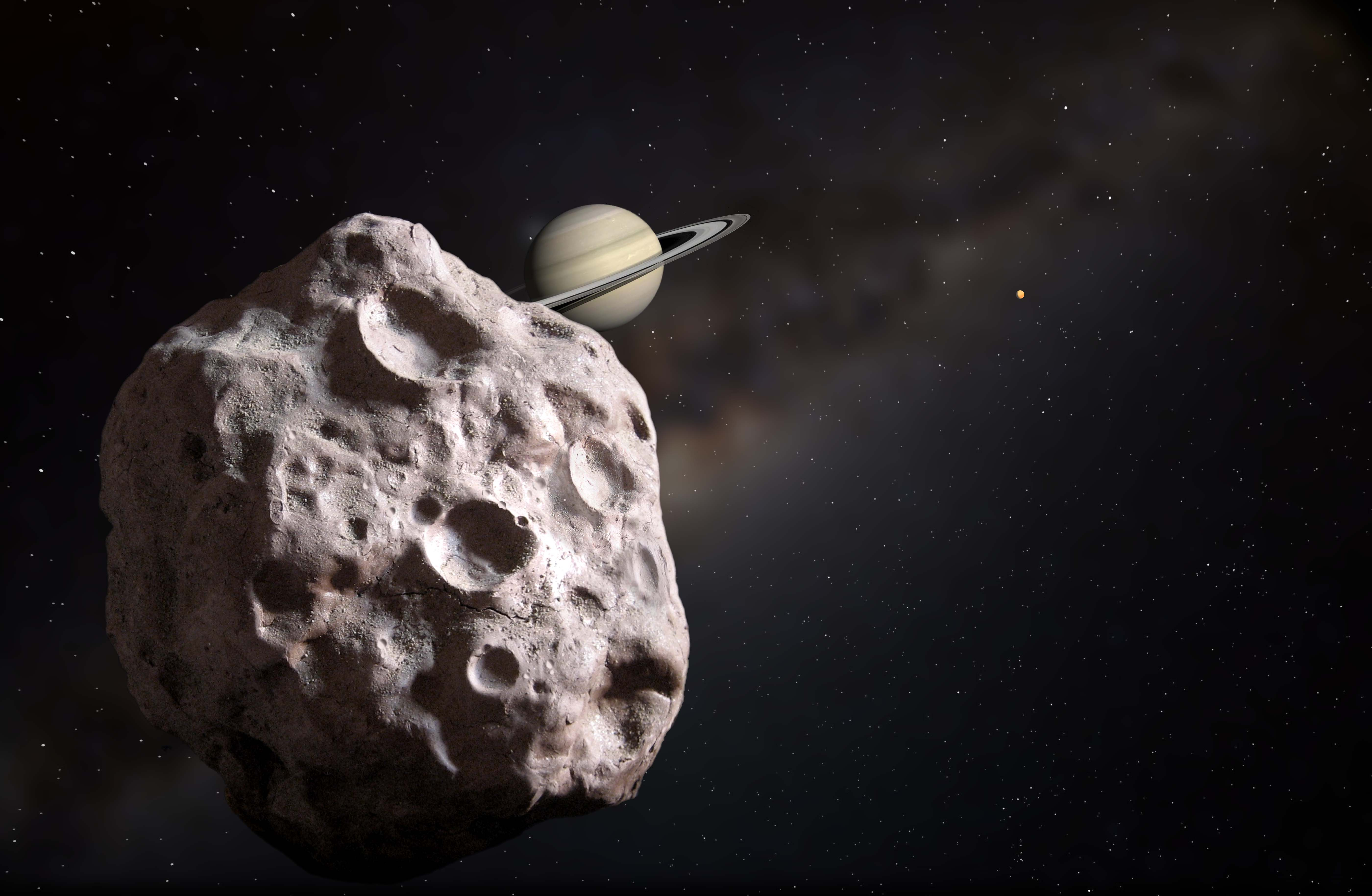 giant planets and their moons - photo #26