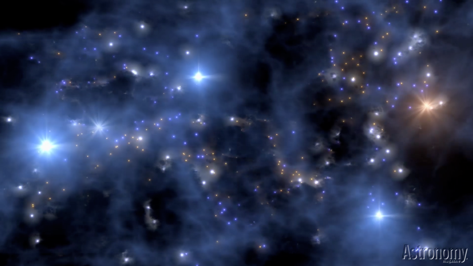 While developed to explain the large-scale structure of the universe, the theory of a short period of extremely rapid expansion in the early cosmos still lacks physical evidence today.