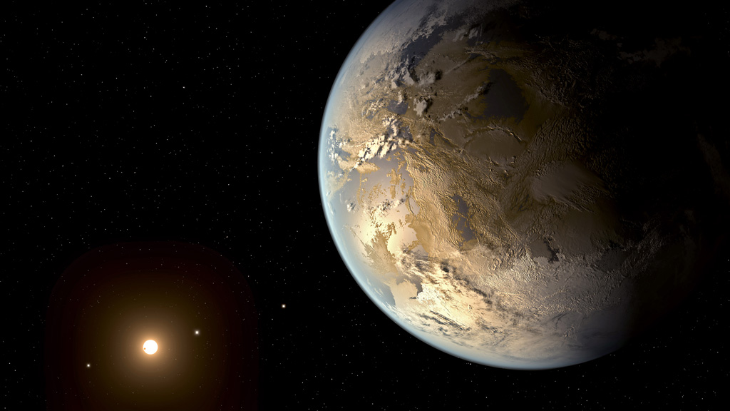how far planets from earth - photo #32