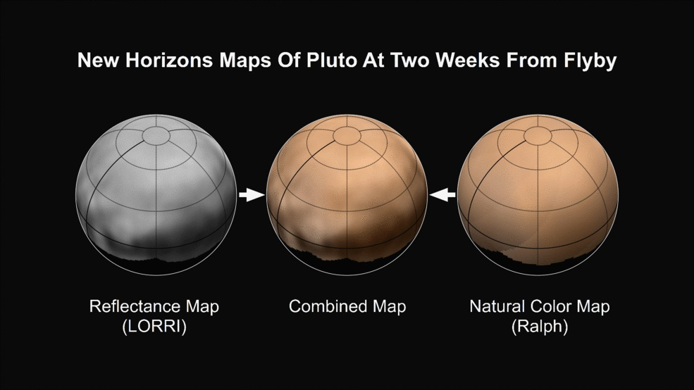 """Pluto: The """"other"""" red planet"""