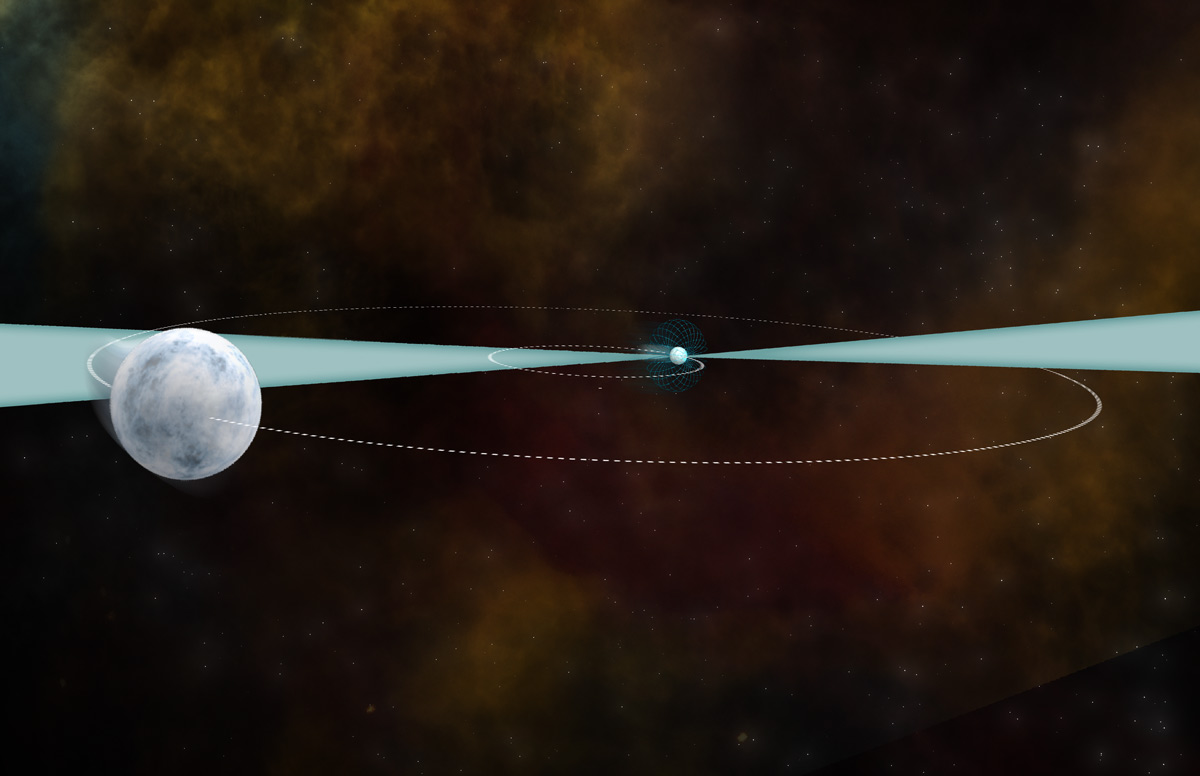 Gravitational constant appears universally constant, pulsar study sug