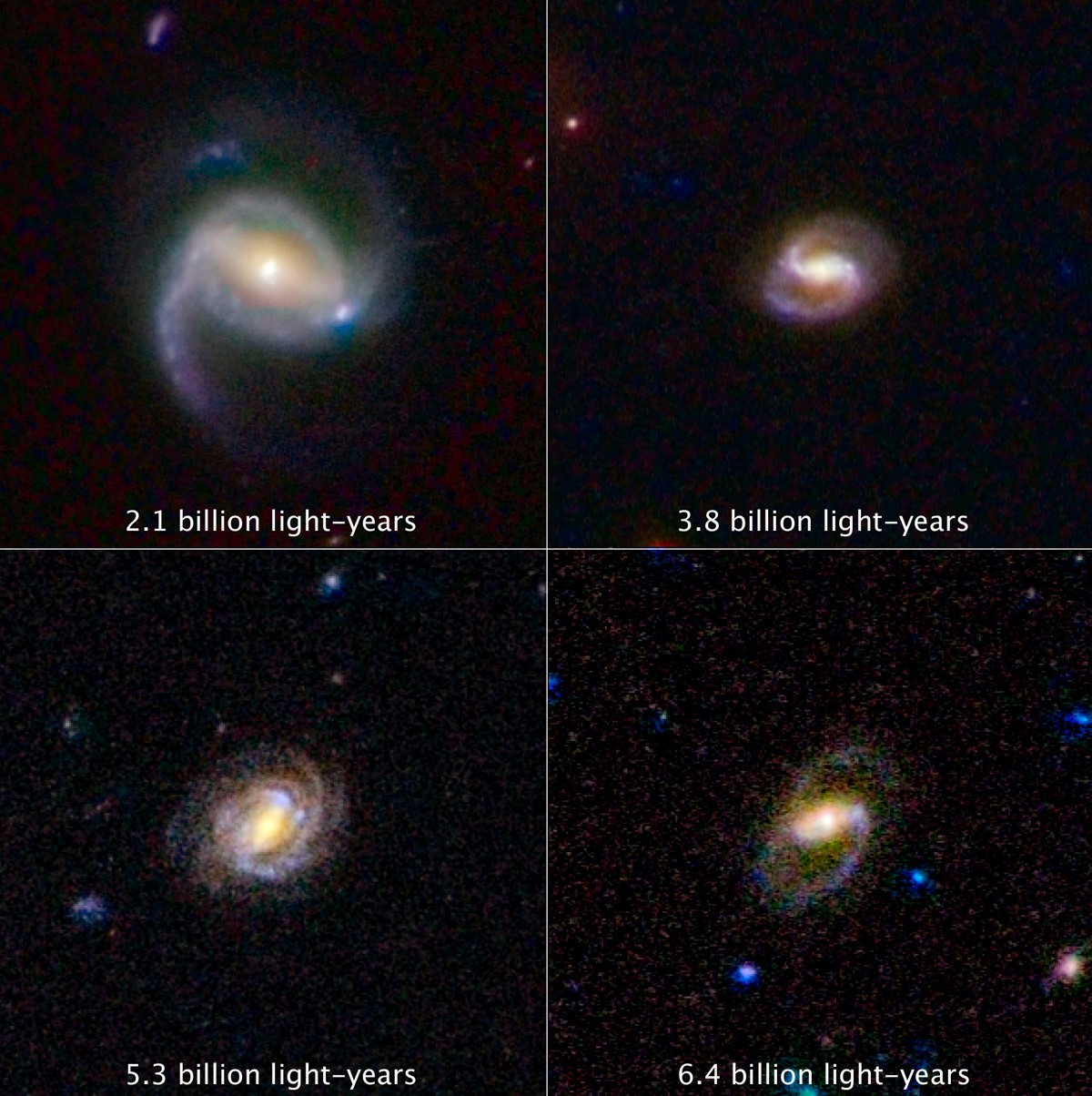Barred spiral galaxies are latecomers | Astronomy.com