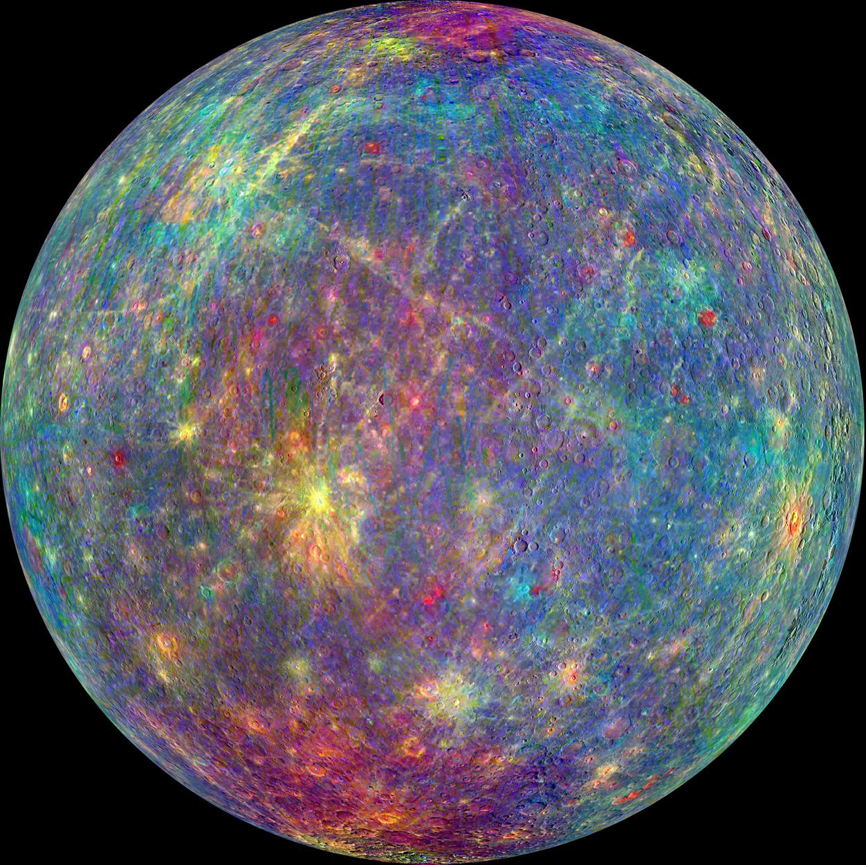 Mercury: The Swift Planet | Astronomy.com