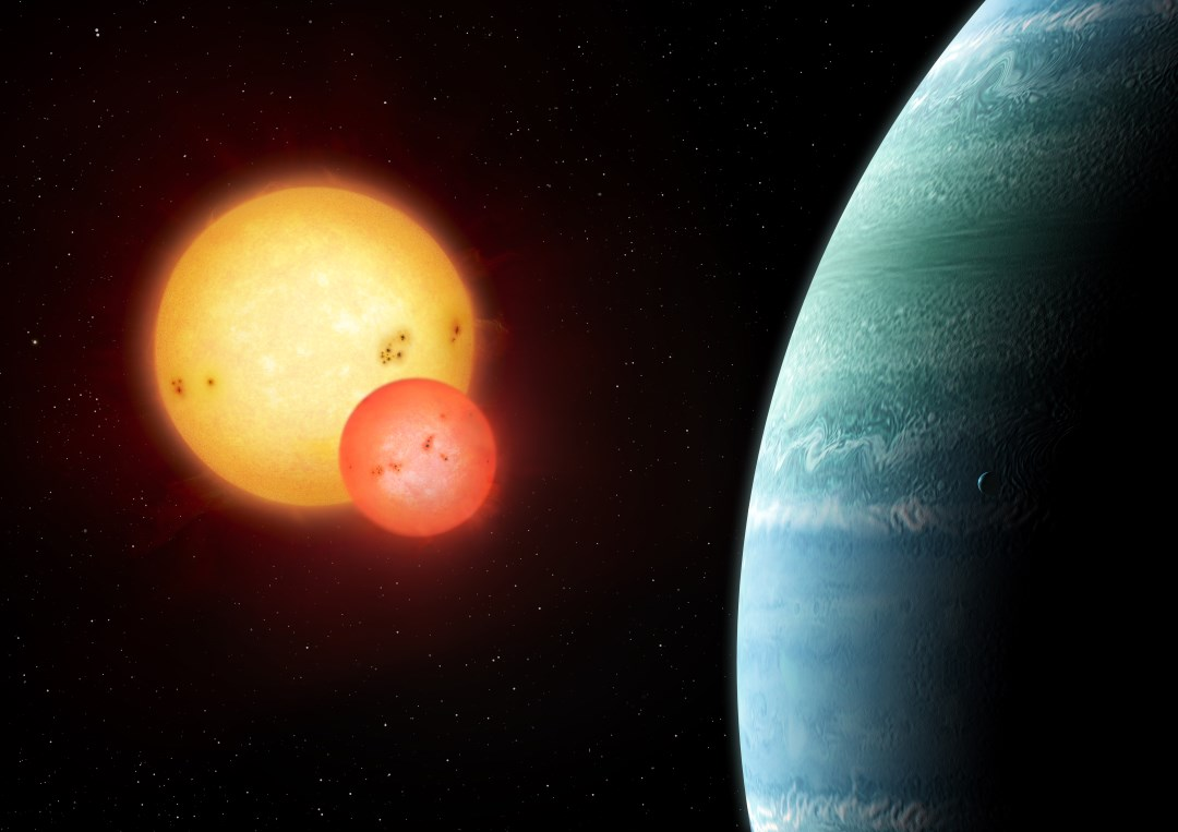 "Astronomers discover a 10th transiting ""Tatooine"""