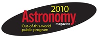 2010 Out-of-this-world Award logo